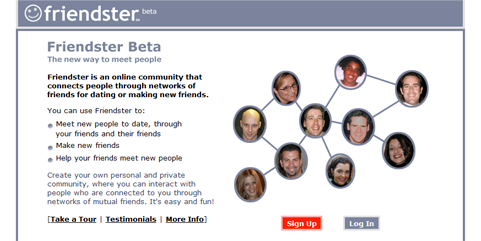 Friendster Beta Image